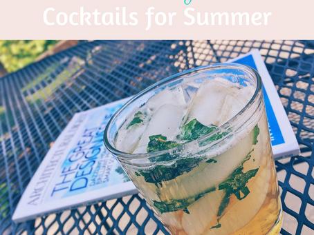 Skinny Cocktails for Summer