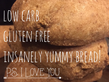 BEST Low Carb, Gluten-Free Bread… EVER