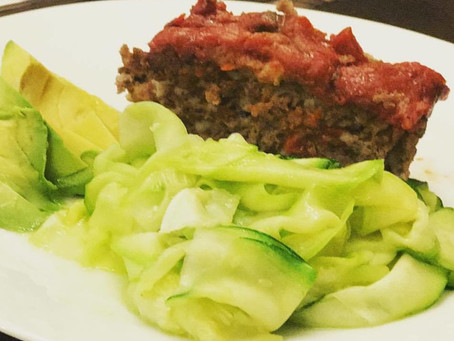 Better than Mama's Meatloaf (gluten free)