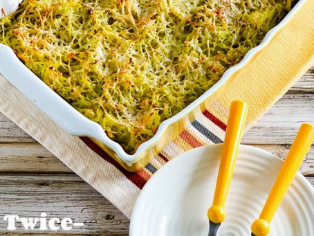 Best Low Carb Holiday Side Dishes