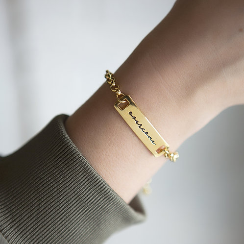 Overcome Bracelet