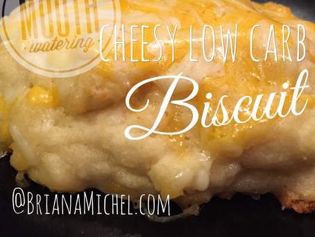 Super Low Carb Biscuits!