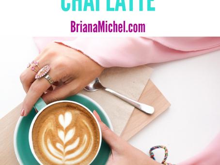 Stress Busting Chai Latte
