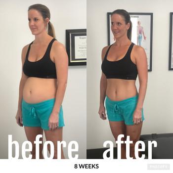 Goodbye belly bloat!