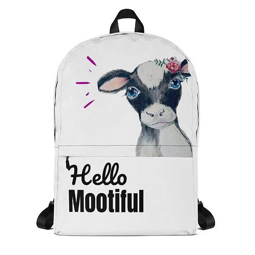 Hello Mootiful Backpack