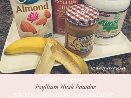 Psyllium… the Secret Ingredient