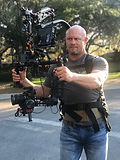 Ronin EZ Rig on Segway for steady moving
