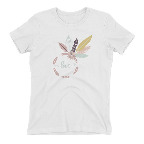 Love & Feathers Women's t-shirt