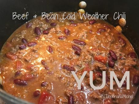 Beef + Bean Chili