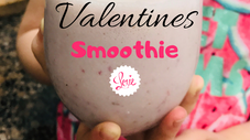 Very Berry Valentines Smoothie