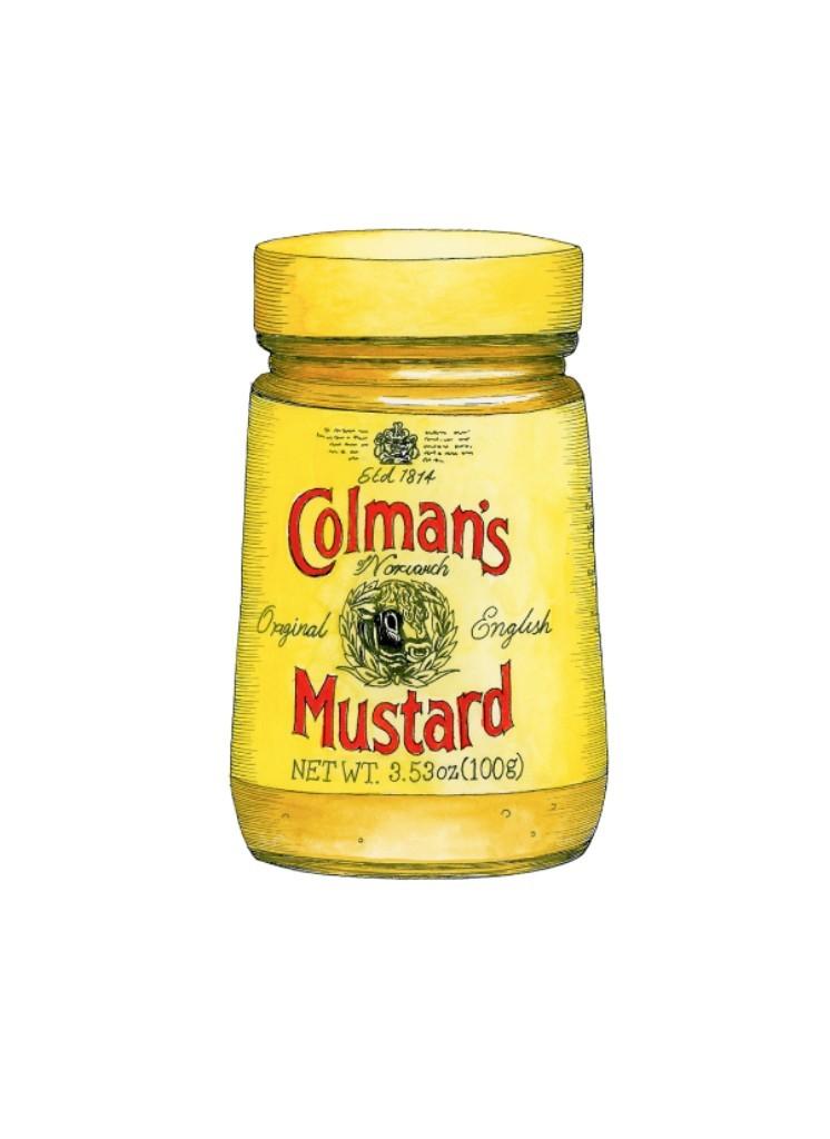 Colemans Mustard