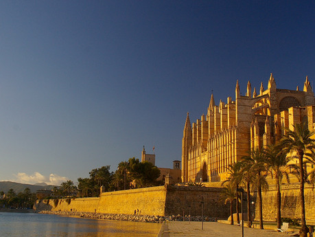Winter Sun in Palma