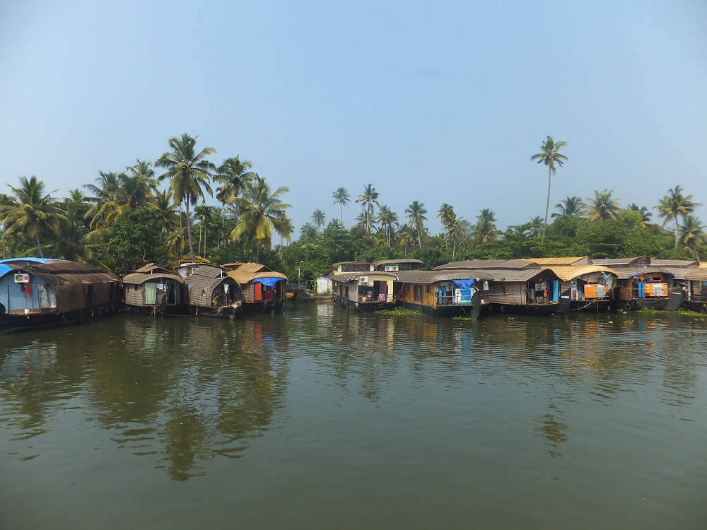 Allepey India Backwaters