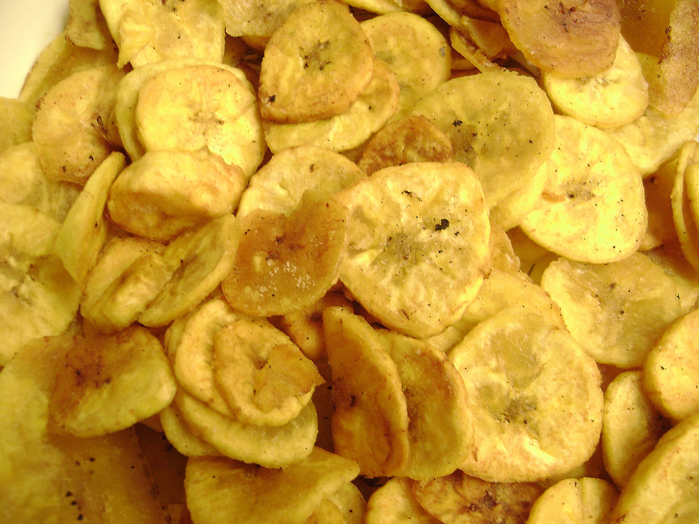 banana chips thailand