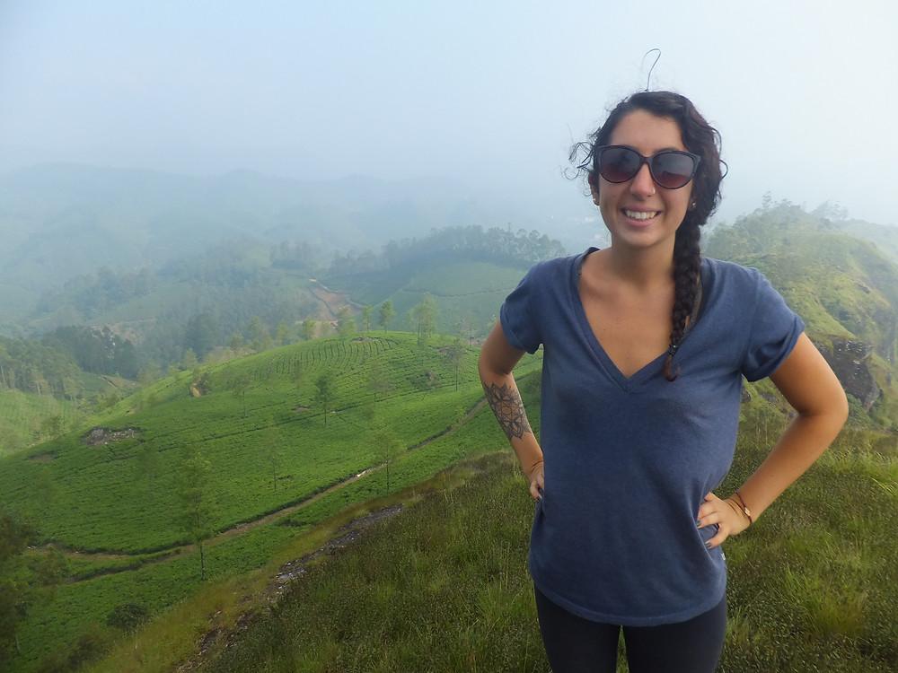 Munnar India Hike