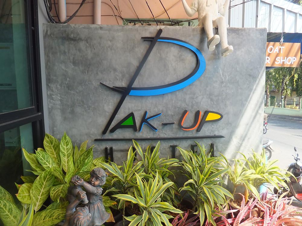 pak up hostel review