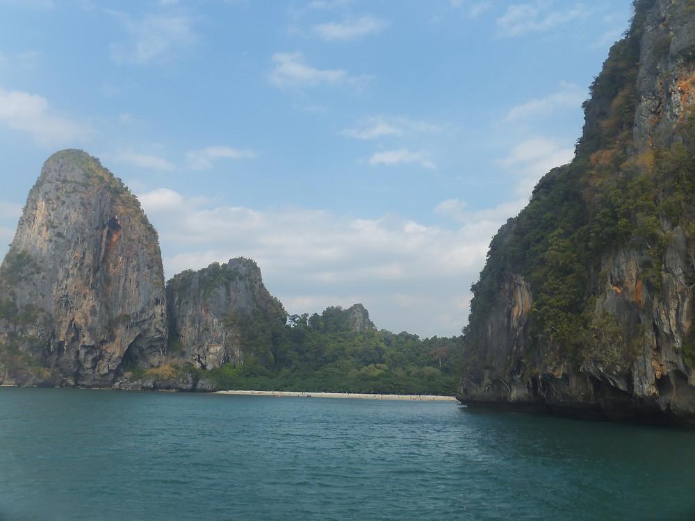 travel thailand railay beach