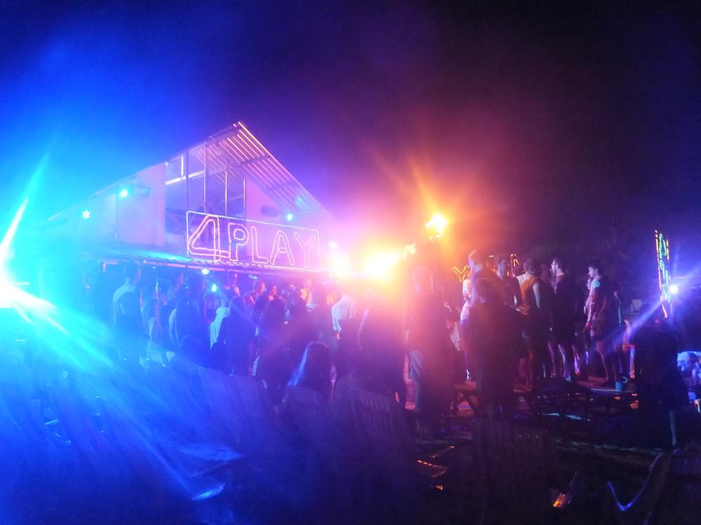 koh phi phi nightlife