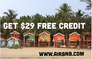 airbnb promo code credit stay for free