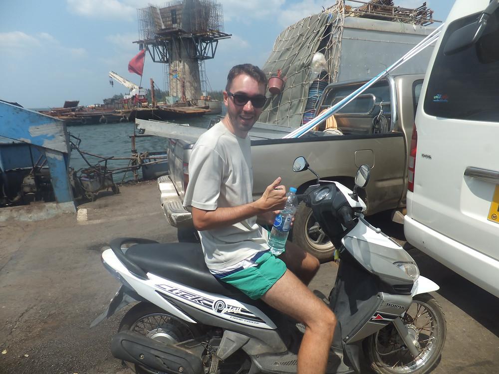 rent moterbike thailand koh lanta price
