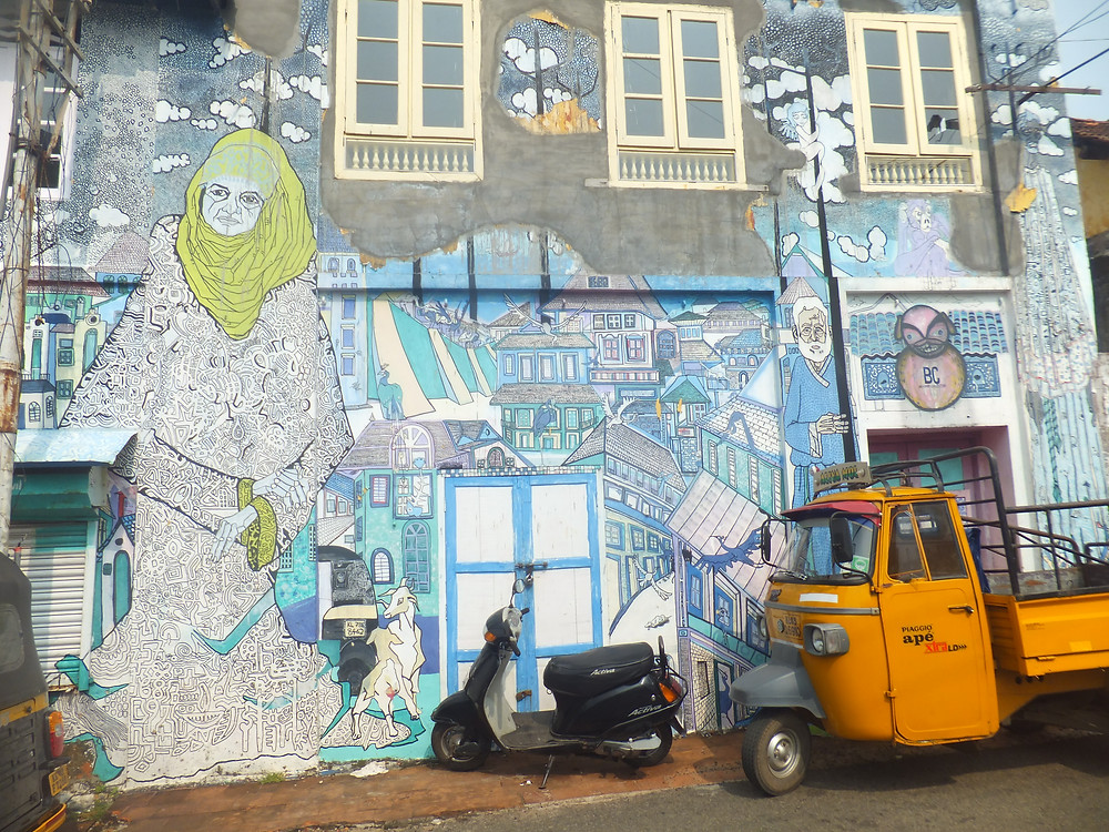 What to do Fort Kochi