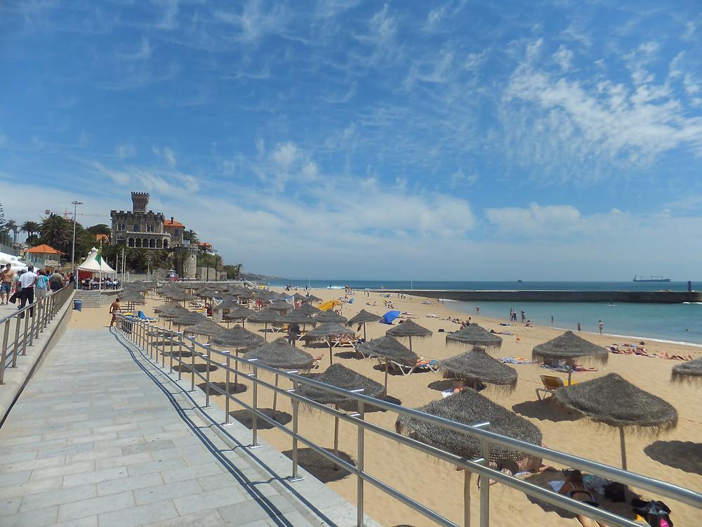 Estoril Beach Lisbon