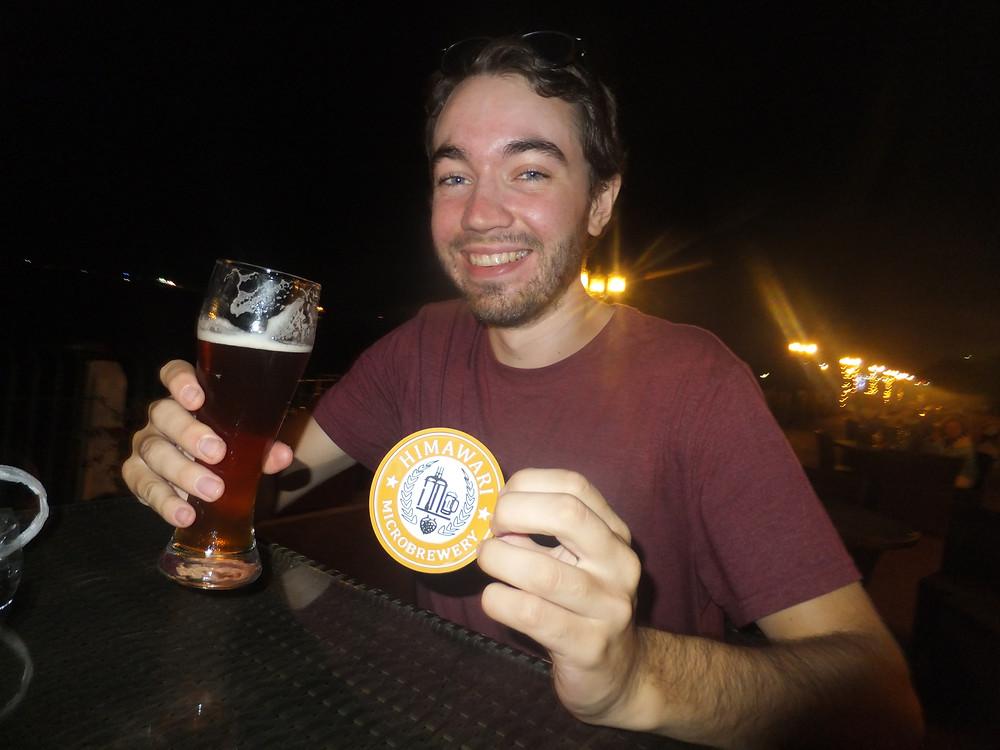 craft beer cambodia phnom penh  himawari IPA