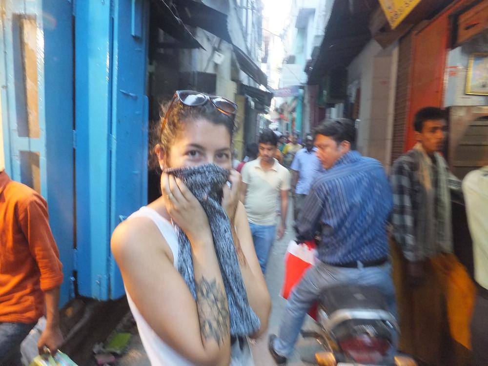india itinerary varanasi