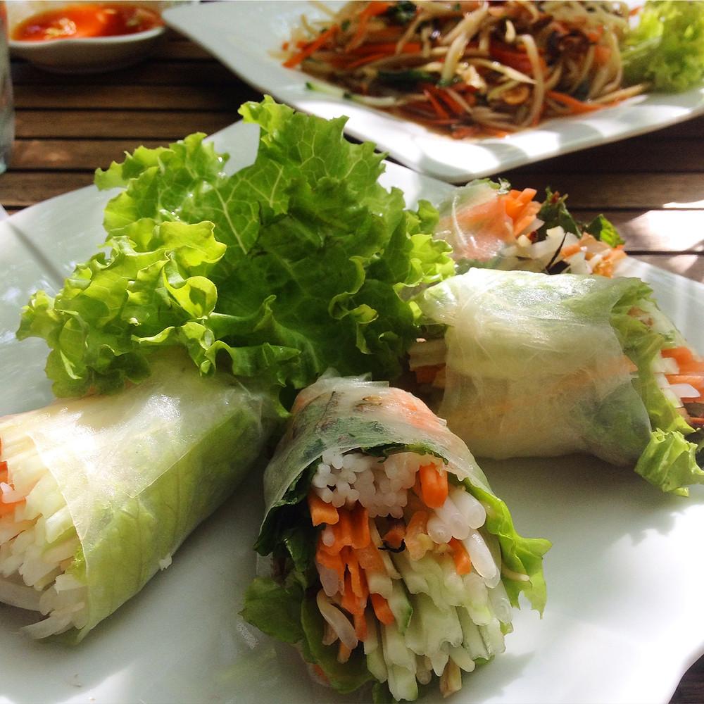 The Vegetarian Phnom Penh
