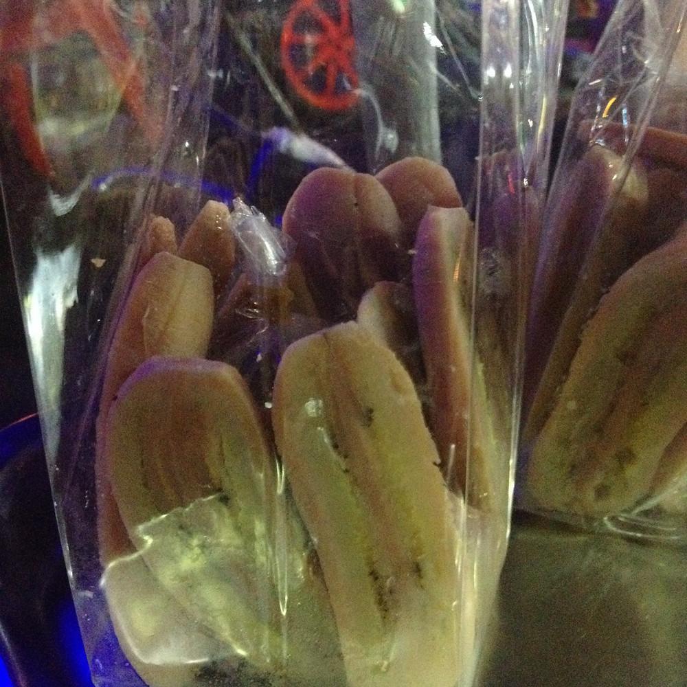 steamed banana thailand