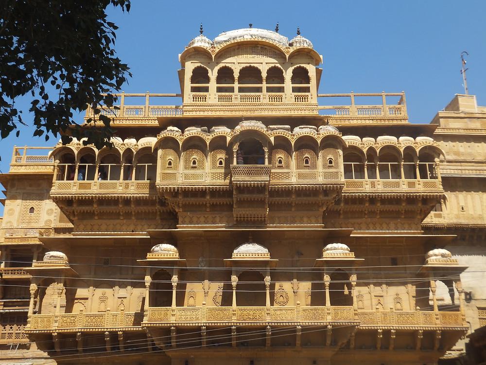 jaisalmer india itinerary