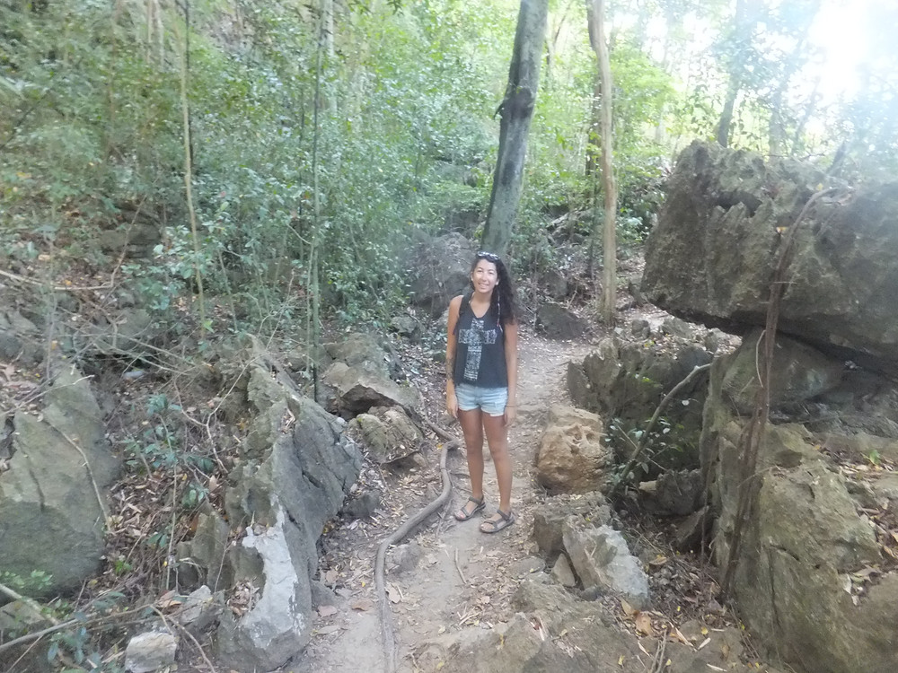 how to get to railay beach from ton sai thailand