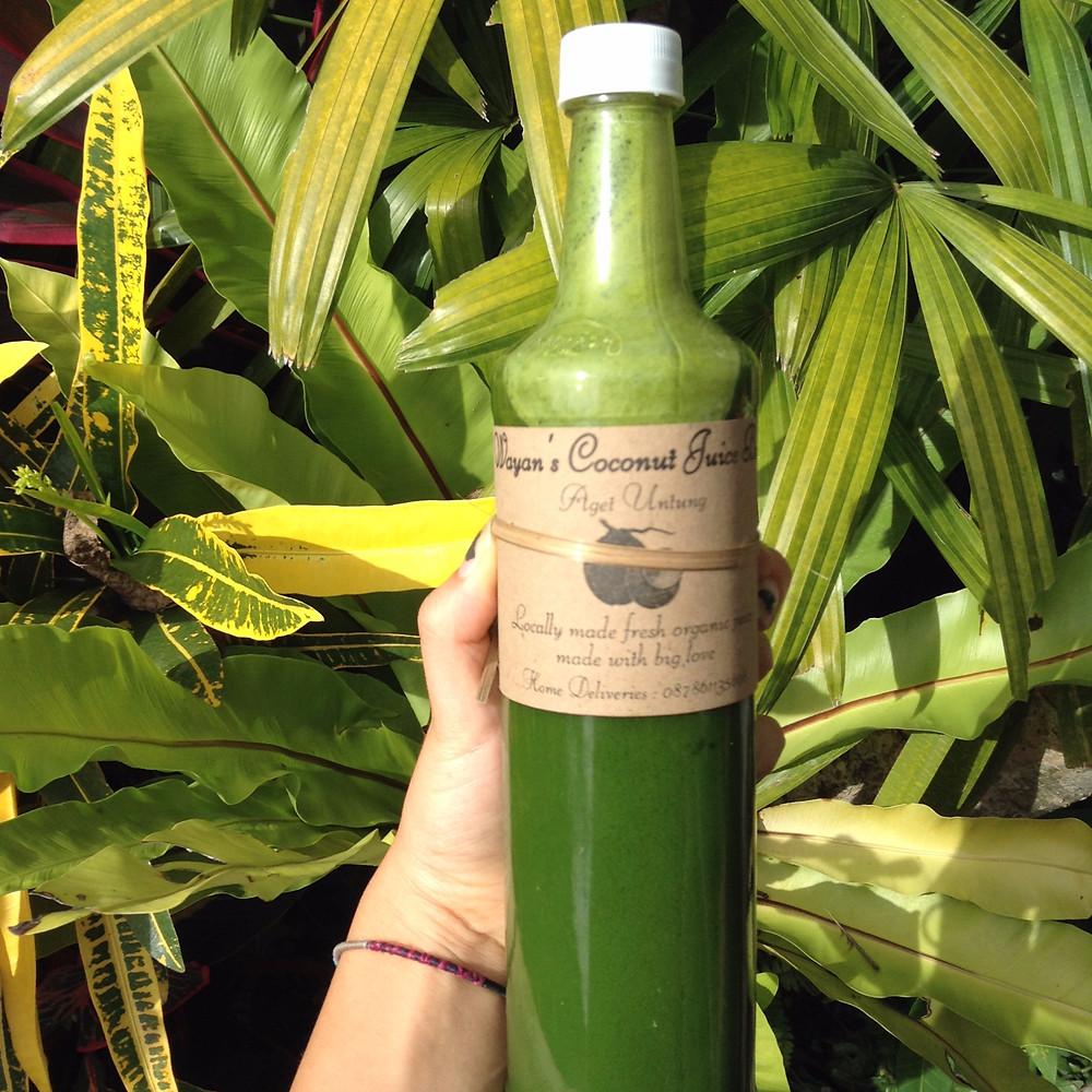 wayan's juice bar ubud