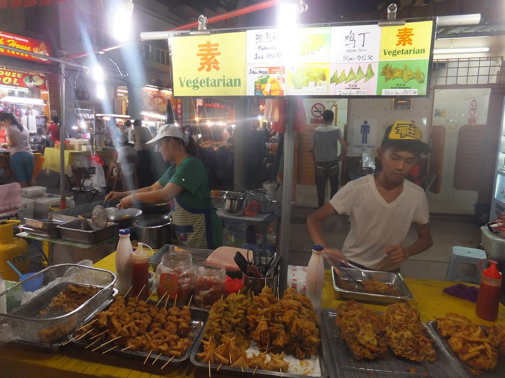 jonker walk vegan malaysia