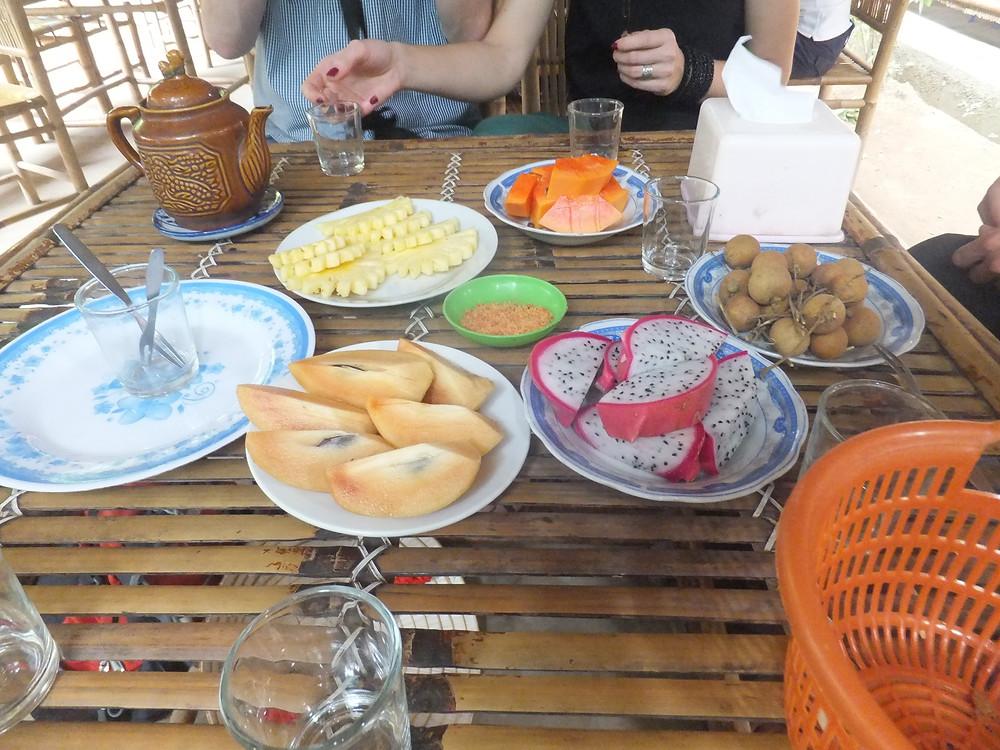 mekong delta exotic fruit