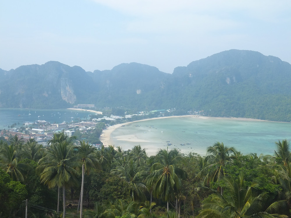 koh phi phi view point hike
