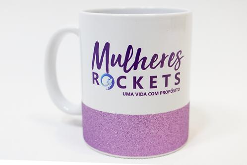 Caneca Mulheres Rockets