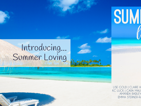 Introducing… Summer Loving a collection of short summer stories from some of the hottest names