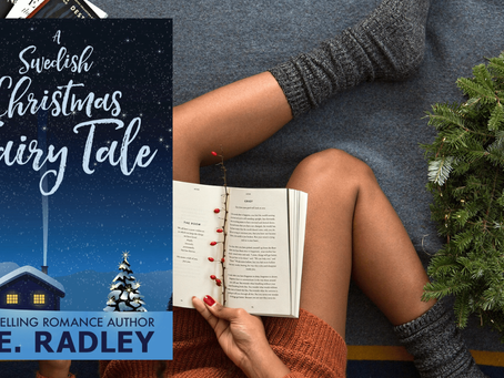 A Swedish Christmas Fairy Tale is Now Available!
