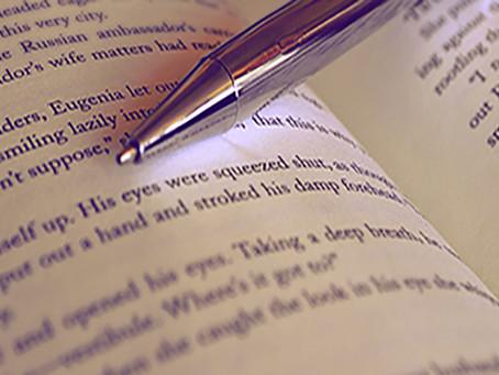 The Debut Novel | Q&A Tag