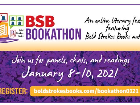 Bold Strokes Books Bookathon January 2021