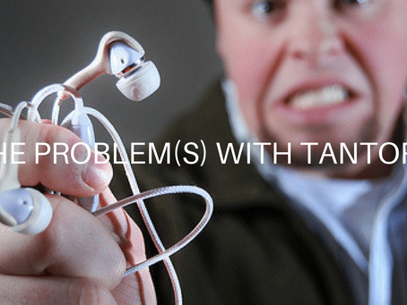 My experience using Tantor Media to produce an audiobook… spoiler, it's not great!