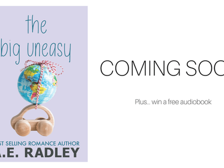 Introducing… The Big Uneasy and a fantastic opportunity to win an audiobook!