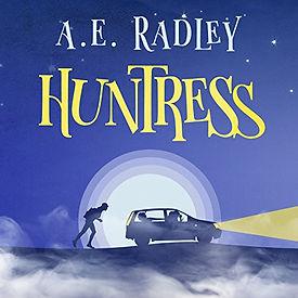 Huntress Amanda Radley Audiobook.jpg