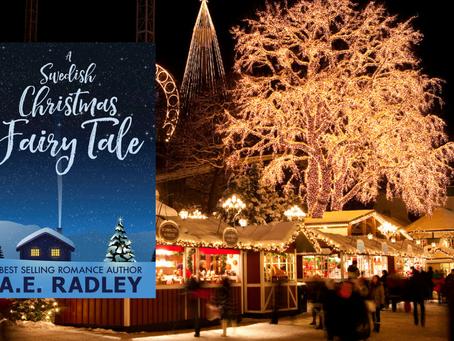 Coming soon… A Swedish Christmas Fairy Tale