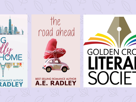Golden Crown Literary Society Award Nominations for A.E. Radley