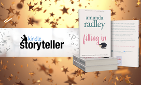 Fitting In has been shortlisted for the Kindle Storyteller Award