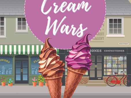 Do you like ice cream? How about ice queens? It's competition time!