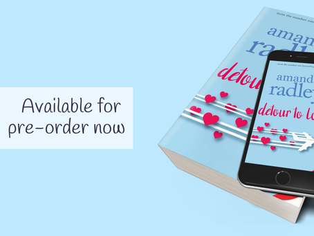 Detour to Love is now available for preorder!