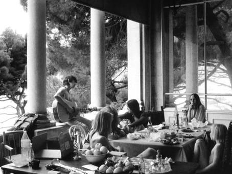 La grande histoire de la villa Nellcote et sa parenthèse Rolling Stones